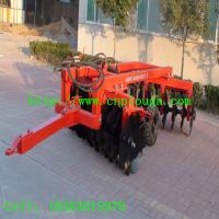 China 1BZ series of hydraulic trailed off-set heavy-duty disc harrow on sale