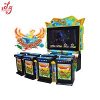 China Phoenix Legend Fire Kylin Plus Fishing Game Machine / Phoenix Realm Fish Game Fishing Video Game Machine for sale