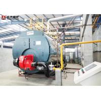 Wholesale Methane Lng Lpg Biogas Gas Steam Boiler Fully Automatic Fire Tube ISO9001 from china suppliers