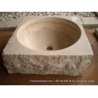 Wholesale Travertine Sink from china suppliers