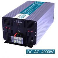 Wholesale 7KW Solar Power System Pure Sine Wave Inverter Componenets luminous solar inverter from china suppliers