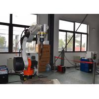 China Vertical Arc Welding Robot in Euro For Steel Cabinet Net Weight 185kg for sale