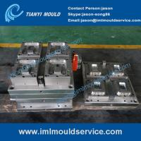 Wholesale Thin wall package mould with IML, injection thin wall molding with in mould label from china suppliers