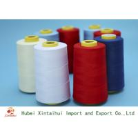 Wholesale 42s/2 Dyeing Polyester Sewing Yarn , Colored High Tenacity Polyester Yarn  from china suppliers