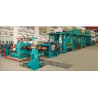 Buy cheap High Efficiency Electrolytic Cleaning Line For Removing Oil / Scrap Iron from wholesalers