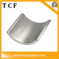 China permanent segment neodymium magnet with SGS cetificate on sale