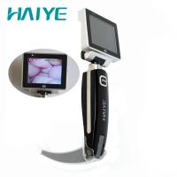 Wholesale Hot Sale Disposable Medical Anesthesia Video Laryngoscope with 4 Different Size Blades from china suppliers