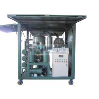 Wholesale Rexon Dielectric Oil Filtering Unit, oil filter, Weather-Proof (Enclosed Type) Transformer Oil Purification Machine from china suppliers