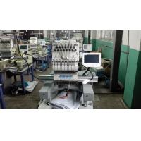 China Fast Speed Single Head Embroidery Machine Big Emb. Area 560x370mm for sale