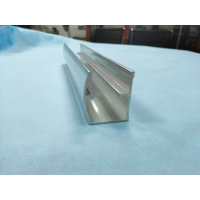 Wholesale 1.4mm 6463 Aluminium Shower Profiles For Construction from china suppliers