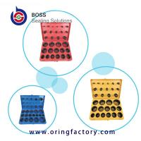 Wholesale Excavator Kobelco o ring kit rubber o ring assortment NBR/FKM/SILICON/EPDM/HNBR  70 Shore A, 90 Shore A from china suppliers