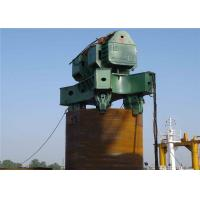DZJ-600 Tandem Pile Hammer with Huanggang Yangtze River Highway-railway Cable-stayed Bridge