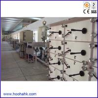 China One - Screw Wire Extrusion Machine Indooor Optical Fiber Cable Manufacturing for sale