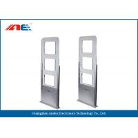 Buy cheap EAS / AFI Alarm Attached RFID Gate Reader For Library Entrance System Aisle from wholesalers
