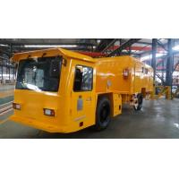 Wholesale RC-16 Crew Transporter Underground Utility Vehicle With 16 People Rated Capacity from china suppliers