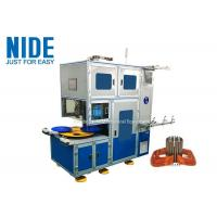 Wholesale Automatic compressor motors stator coil winding machine for miniature induction motors from china suppliers