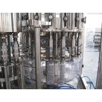 Best Multifunction 3 In 1 Filling Machine For Mineral / Pure / Non-Carbonated / Distilled Water wholesale