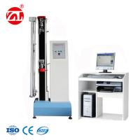 Wholesale GB / T16491-1996 Single Pole 5KN Rubber Tensile Universal Testing Machine from china suppliers