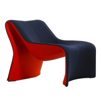 Wholesale Chaise Lounge chair Single Unique shape Velvet Sofa Chair Fabric Sofa Leisure Accent Chair from china suppliers