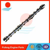 Wholesale forklift camshaft exporter in China Mitsubishi S6S camshaft 32B05-00101 for forklift FD45T Hyundai excavator R170W-T from china suppliers