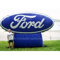 Best Oxford Cloth Inflatable Advertising Sign Model With Customized LOGO Printing wholesale