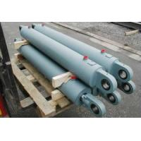 Buy cheap Standard long stroke high pressure Hydraulic cylinder for machinery industry from wholesalers