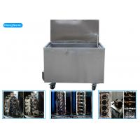 Wholesale High Effiency Ultrasonic Cleaning Machine 20 - 95C Heater Available 88L 1200W from china suppliers