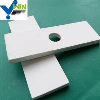 Wholesale High temperature resistant alumina oxide tile wear resistant lining plate from china suppliers