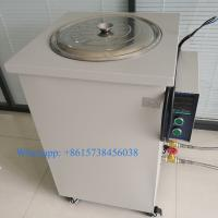 Wholesale 50L Laboratory Digital Display Water Baths Micro Electric-heated Thermostat Controlled Circulating Oil Bath for Test from china suppliers