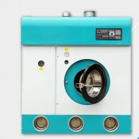China Automatic Commercial Dry Cleaners / Clothes Dry Cleaning Equipment Full Closed on sale