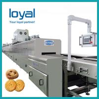 China Industrial and Good Taste Small-Scale Biscuits Manufacturing Machines for Sale on sale