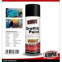 Buy cheap Graffiti Spray Paint / Aerosol Spray Paint Graffiti 400ml/ Free Sample Eco from wholesalers
