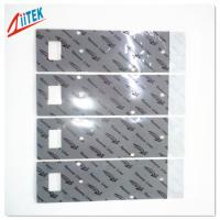 Buy cheap soft thermal pad 27shore00 3.5mmT thermal gap filler pad TIF3140 2.8W conductivity for cooling electronic elements from wholesalers