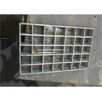 Wholesale Rigid Pressure Locked Steel Grating , Bearing Bar Metal Grates For Decks from china suppliers