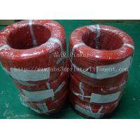 Wholesale Large Diameter Rigid PP Plastic Hard Tubes Red / Yellow For Electrical Wire from china suppliers