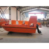 Wholesale EC Certificate Marine rescue boat equipment solas For 6 persons In china from china suppliers