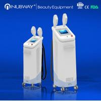 professional SHR IPL laser hair removal machine for hair removal,skin rejuvenation for sale