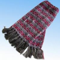 Wholesale 100 Percent Acrylic Yarn Scarf from china suppliers
