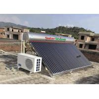 Stable Vacuum Tube Solar Water Heater , Non Pressurized Solar Water Heater for sale
