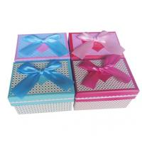 cardboard wedding gift box, accept customized boxes for sale