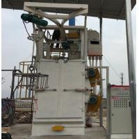 Best Y Shape Hook Type Shot Blasting Machine Aluminium Castings Cleaning wholesale