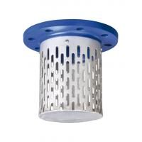 Wholesale Inlet Filter Flanged Suction Strainer , Stainless Steel Basket Strainer from china suppliers