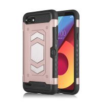 Wholesale Full - Body Rugged Smartphone Protective Case For LG Q6 Back Color from china suppliers