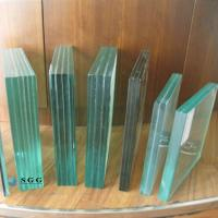 Wholesale deep processed glass factory supply high quality 10+10mm laminated glass from china suppliers