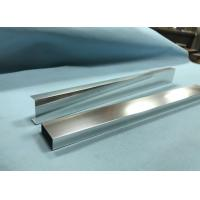 Wholesale Alloy 6463 6063 Aluminium Shower Profiles Shower Room Track For Decorations from china suppliers
