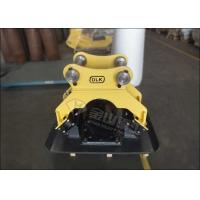 Kubota Hydraulic Plate Compactor Four Dampers Concrete Pavement Fit 4-9Ton Excavator