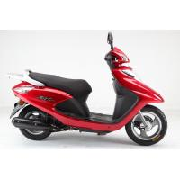 China Two Wheel Gas Motor Scooter , 100CC Gas Moped Bike Low Energy Consumption on sale
