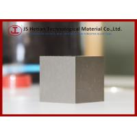 Best 1 Kilogram Tungsten heavy Alloy Cube 38mm HIP Sintered with 95% pure W wholesale