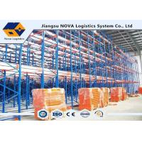 Wholesale Powder Coating Warehouse Storage Racks from china suppliers