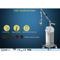 China Apolo CO2 Laser 10600nm Fractional/Vaginal Care Normal Mode Laser Machine for sale